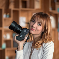 Portrait of a photographer (avatar) Елена Миронова (Elena Mironova)