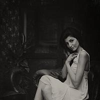 Portrait of a photographer (avatar) iva