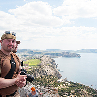 Portrait of a photographer (avatar) Дмитрий