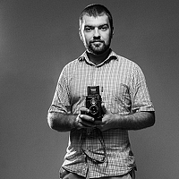 Portrait of a photographer (avatar) Дробышев Никита