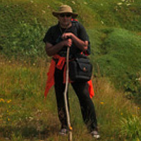 Portrait of a photographer (avatar) sozel