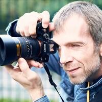 Portrait of a photographer (avatar) Alexey Sominskiy