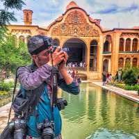 Portrait of a photographer (avatar) sasan (sasan rashtipour)