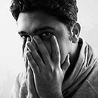 Portrait of a photographer (avatar) pouya
