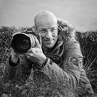 Portrait of a photographer (avatar) Markus van Hauten