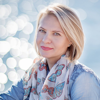 Portrait of a photographer (avatar) Nadia Nadezda