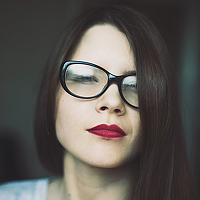 Portrait of a photographer (avatar) Karolina Šližytė