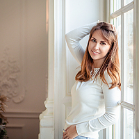 Portrait of a photographer (avatar) Вера Минченкова