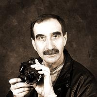 Portrait of a photographer (avatar) Ігор Жолобак