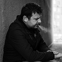 Portrait of a photographer (avatar) Денис