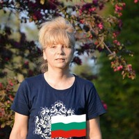 Portrait of a photographer (avatar) Katerina Georgieva