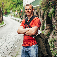 Portrait of a photographer (avatar) Дмитрий Щекочихин (Dmitry Schekochihin)