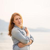 Portrait of a photographer (avatar) Кристина