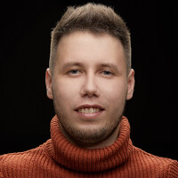 Portrait of a photographer (avatar) Щепин Сергей (Sergij Shchepin)