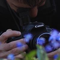 Portrait of a photographer (avatar) Germanic
