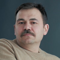 Portrait of a photographer (avatar) Романов Виктор (VIKTOR ROMANOV)