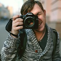 Portrait of a photographer (avatar) Андрей Смышляев (Andrey Smyshlyaev)