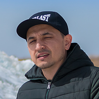 Portrait of a photographer (avatar) Hussein (Izatiloev)