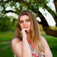 Portrait of a photographer (avatar) Ирина Алексеевна Ширма (Iryna Shirma)