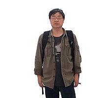 Portrait of a photographer (avatar) Liu Fang (Fang Liu)