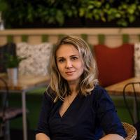Portrait of a photographer (avatar) Чернова Олеся (Олеся Чернова)