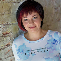 Portrait of a photographer (avatar) Евгения ГЕССЕН (Evgeniya GESSEN)