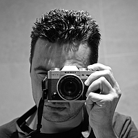 Portrait of a photographer (avatar) Santino