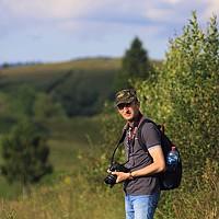 Portrait of a photographer (avatar) Valeriy