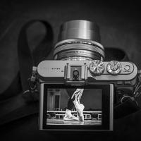 Portrait of a photographer (avatar) Цилер Алексей (Alex Tsiler)