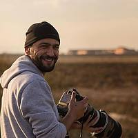 Portrait of a photographer (avatar) hichem