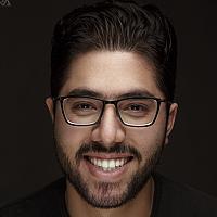 Portrait of a photographer (avatar) danial shoorangiz