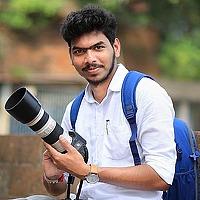 Portrait of a photographer (avatar) D.K. Pattnayak