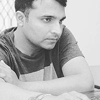 Portrait of a photographer (avatar) Vivek Patel
