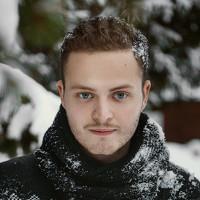 Portrait of a photographer (avatar) morozov valentin (valentin morozov)