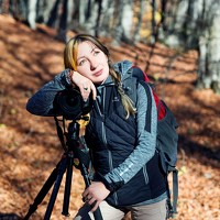 Portrait of a photographer (avatar) Фирсова Наташа (Natalya Firsova)