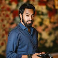 Portrait of a photographer (avatar)  Dhrubo (Dhrubo Nil)