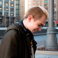 Portrait of a photographer (avatar)  Derlikey (Dmitry Filatov)