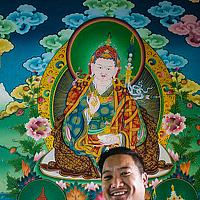 Portrait of a photographer (avatar) Tashi Sherpa