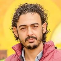 Portrait of a photographer (avatar)  Ibrahim Fathi