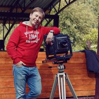 Portrait of a photographer (avatar) Михаил Васин (Michael Vasin)