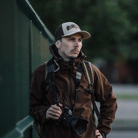 Portrait of a photographer (avatar) Kurcens Kaspars