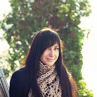 Portrait of a photographer (avatar) maryna shchur