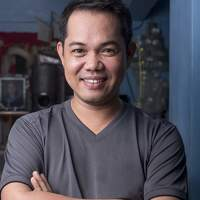 Portrait of a photographer (avatar) Iggy Pelegrina