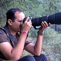 Portrait of a photographer (avatar) Suketu Purohit