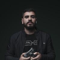 Portrait of a photographer (avatar) redha almusawi (Redha Almusawi)