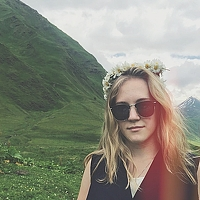 Portrait of a photographer (avatar) RodinaPolina_
