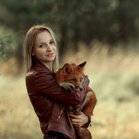 Portrait of a photographer (avatar) Евгеньева Анна (Anna Evgeneva)