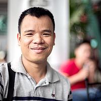 Portrait of a photographer (avatar) Pham Dung (Pham Hoang Tuan Dung)