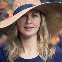 Portrait of a photographer (avatar) jurgita