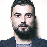 Portrait of a photographer (avatar) Axel